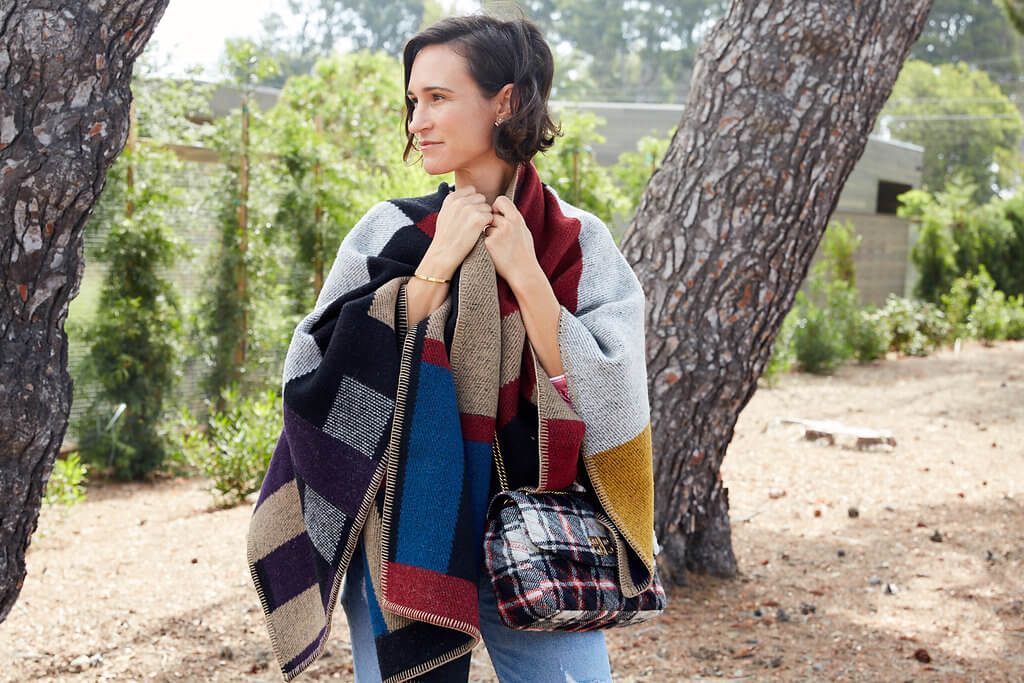 Pattern of the Moment: Patchwork Plaid