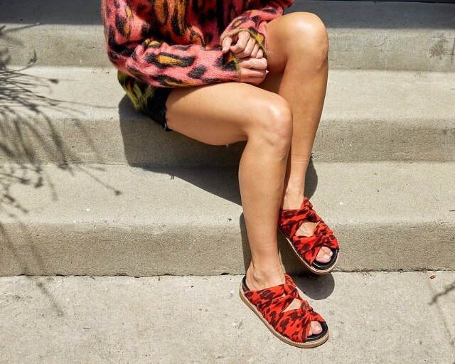 Spotted: Neon Animal Print