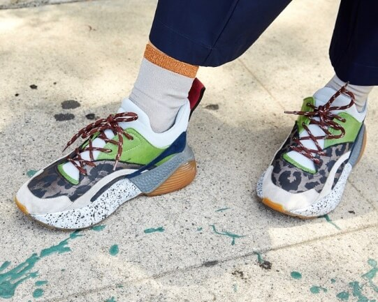 Chunky Sneakers: Ugly or Awesome?