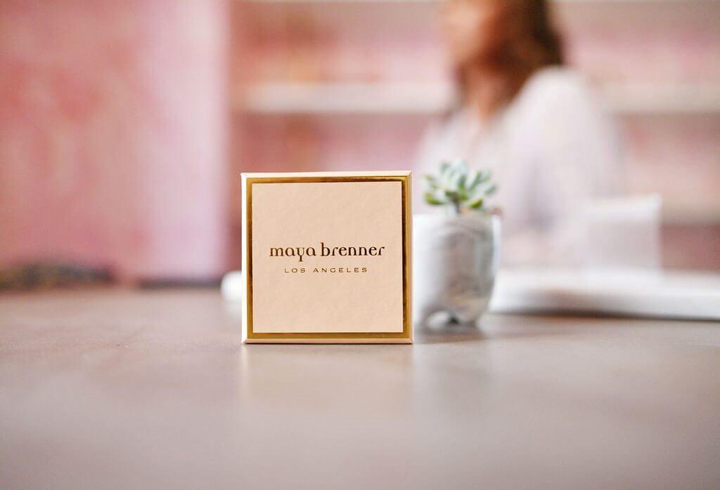 Chatting with Maya Brenner