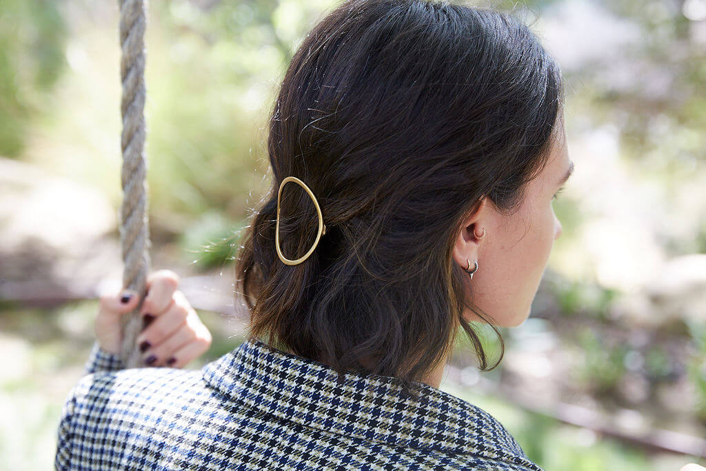 Dare to Accessorize Your Hair