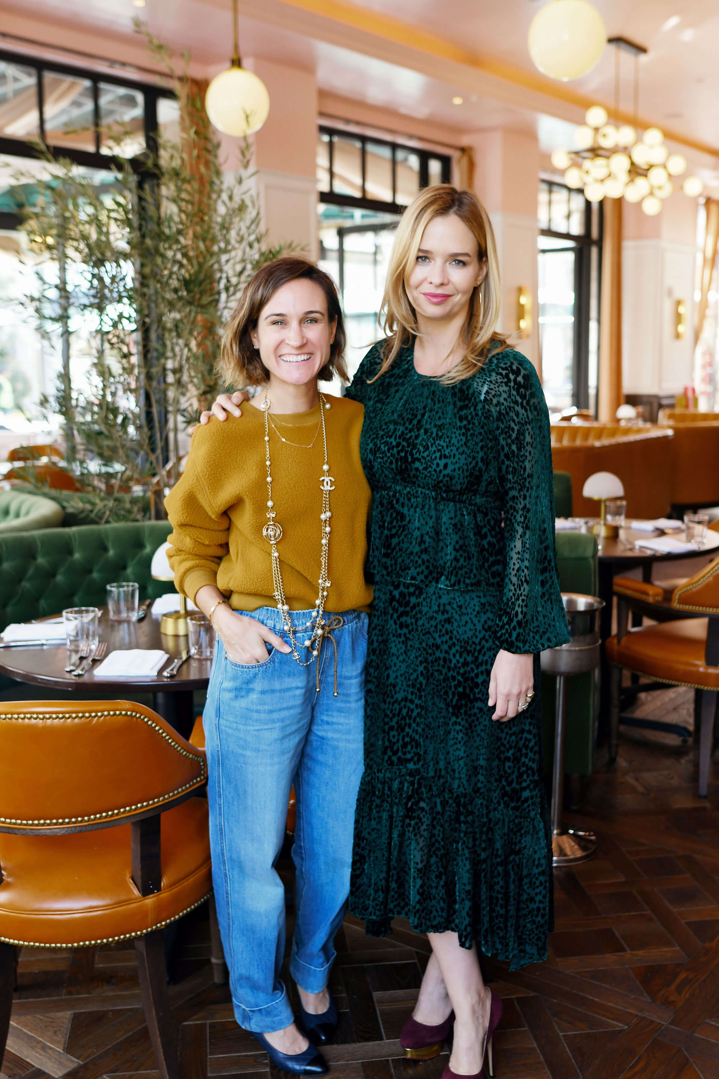Chatting with Marissa Hermer
