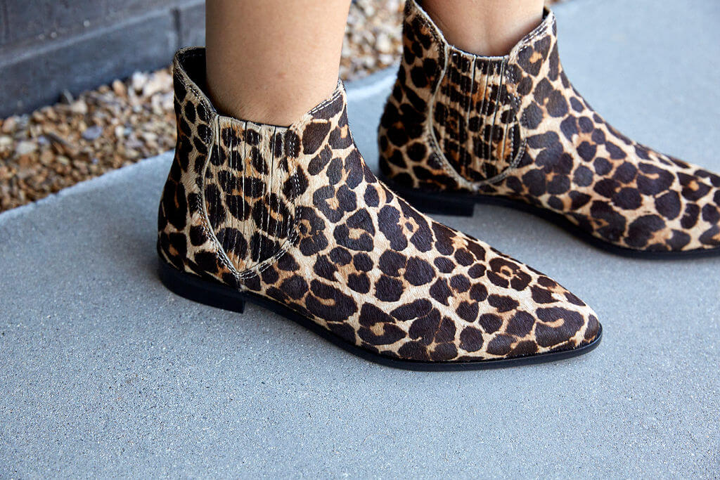 Spotted: Leopard Print
