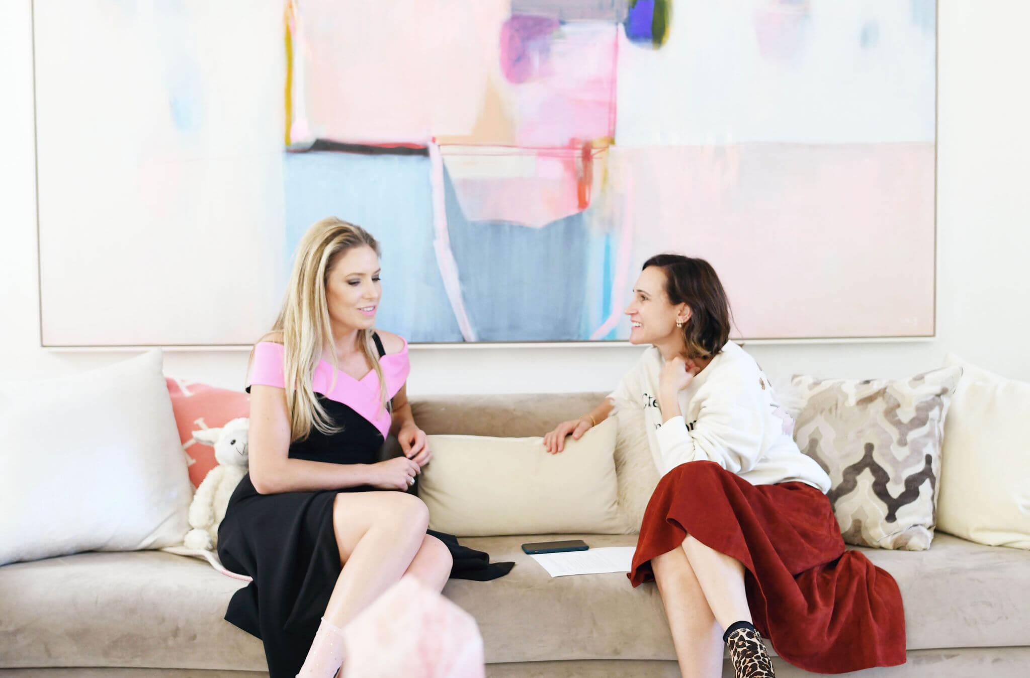 Chatting with Kathryn Eisman