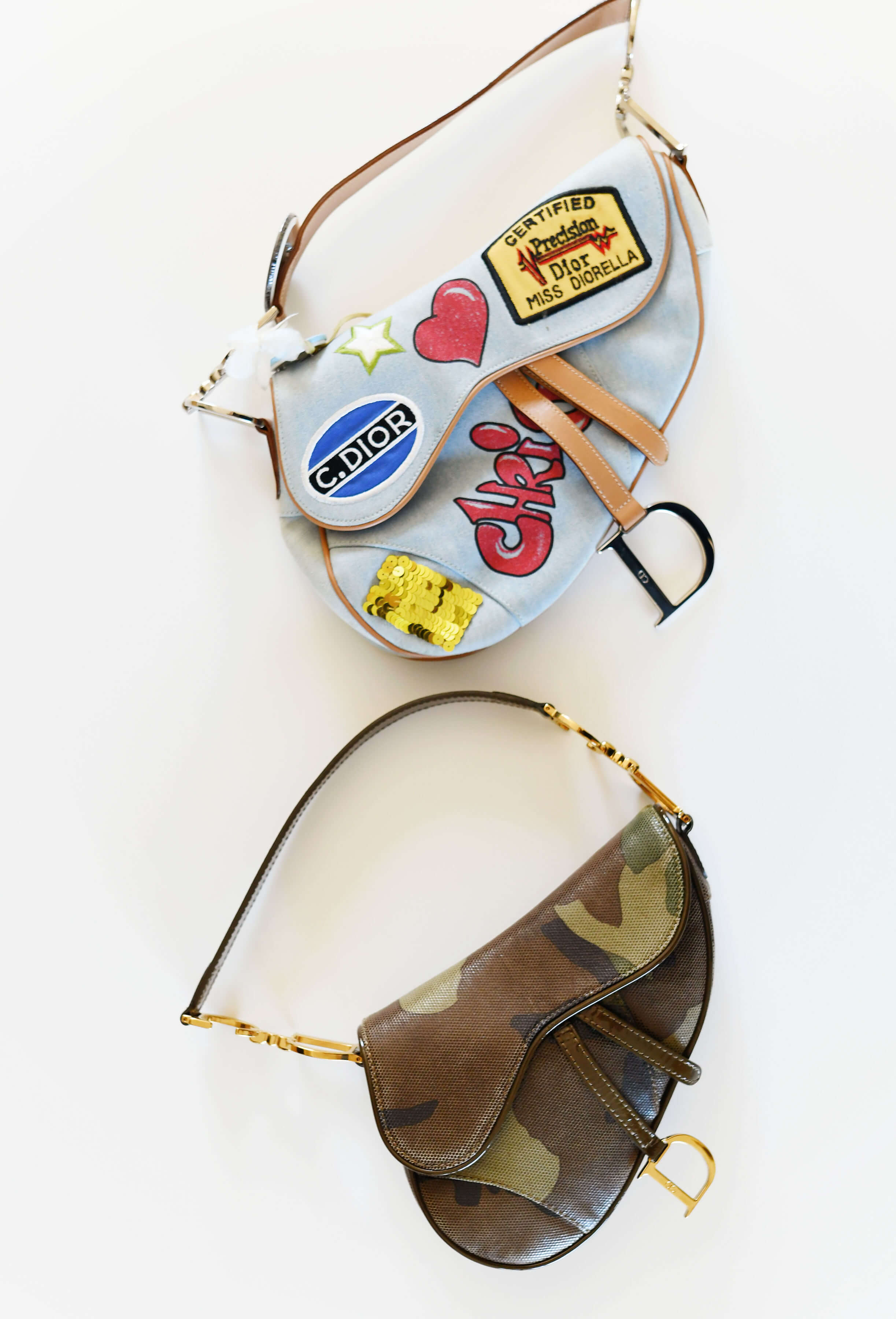 A Blast From the Past: Vintage Designer Bags
