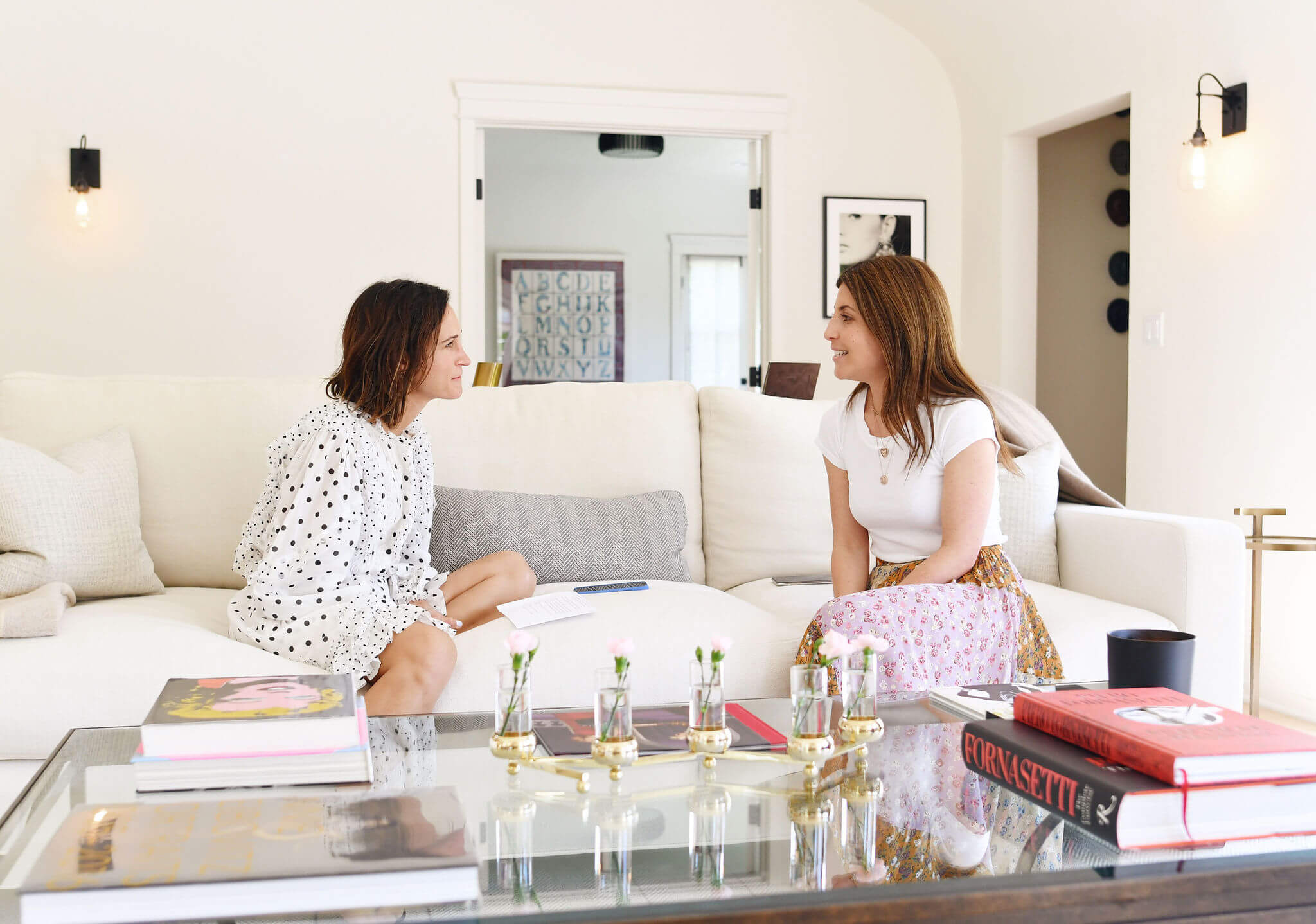 Chatting with Emily of EF Collection