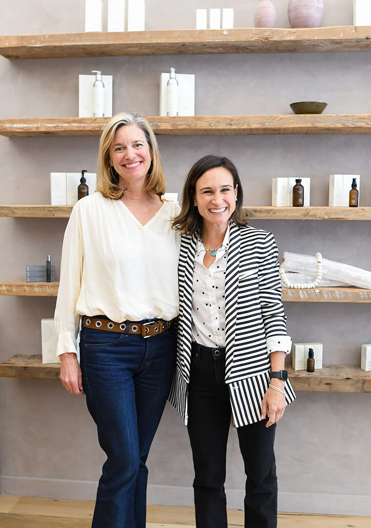 Chatting with Hillary Peterson of True Botanicals